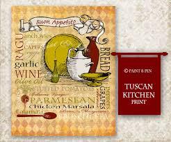 Italian Wall Decor Tuscan Kitchen Decor Tuscan Wall Art Italian Kitchen Sign