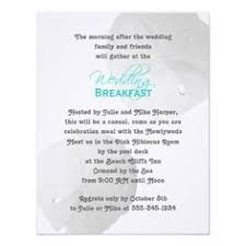 after wedding brunch invitation breakfast wedding invitations paperinvite