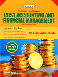 padhuka cch students u0027 handbook on cost accounting and financial