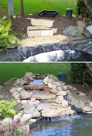 Pond Landscaping Ideas 7 Best Koi Lotus Pond Images On Pinterest Backyard Decorations
