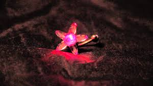 led light up rings led light up belly button ring youtube