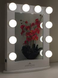 Lighted Makeup Vanity Table Table Ravishing Tabletop Makeup Mirror With Lighted Best Table