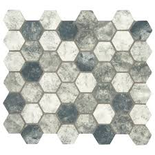Decorative Metal Sheets Home Depot by Glass Mosaic Tile Tile The Home Depot