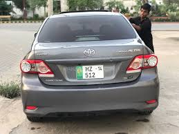 toyota corolla 1 6 2014 toyota corolla altis sr cruisetronic 1 6 2014 for sale in sargodha