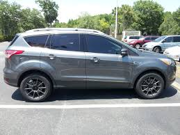 Ford Escape Black - decided to downsize my wheels page 2 2013 2014 2015 2016