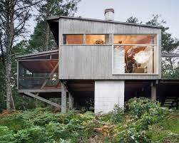 Cape Cod Home Designs Marcel Breuer U0027s Wellfleet House Discovering Cape Cod U0027s Modernist