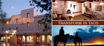 hotels in taos nm hotel la fonda de taos