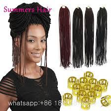 micro crochet hair wholesale short crochet twist hair faux locs crochet hair 14 inch