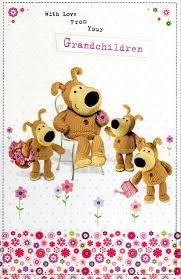 boofle mother u0027s day card from your grandchildren cards love kates