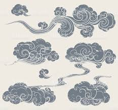 grunge cloud stock vector more images of arts culture