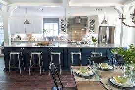 fixer blue kitchen cabinets fixer kitchens season 4 patterson decorating