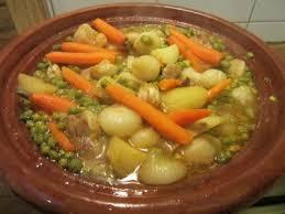 cuisine marocaine tajine agneau tajine de printemps recette de tajine d agneau