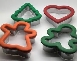Comfort Grip Cookie Cutters Wilton Etsy