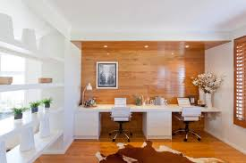 Home Office Furniture For Two 36 Inspirational Home Office Workspaces That Feature 2 Person Desks
