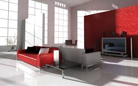 White Bedroom With Red Accents Interior Inspiring Interior Decoration Ideas Chinese Interior