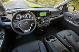 Toyota Sienna 2015 Specs 2015 Toyota Sienna Review Video Review Car News