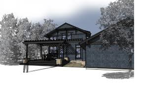 Craftsman Cabin A Craftsman Cottage For Four U2014 Gordon Architecture
