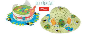 Easter Bonnet Decorations Australia by Easter Family Fun Aldi Uk