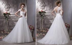 Pronuptia Wedding Dresses Choose Your Fashion Style Trend Alert V Back Lace Embellished