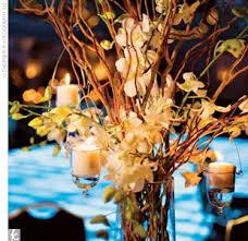 branch centerpieces dried branch centerpieces weddingbee