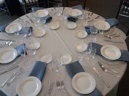 wedding table decor wedding ideas wedding ideas excelent blue napkins reception