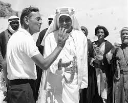 the of arabia 1962 and the real t e