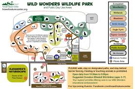 Howell Michigan Map by Hnc Site Map Howell Nature Center U2013 Heal Grow Be Wild