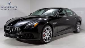 maserati black 4 door 2018 maserati quattroporte s q4 for sale near west chester