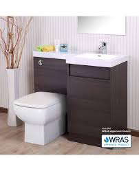 Basin And Toilet Vanity Unit Basin U0026 Wc Combination Units Willesden Bathrooms