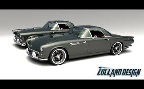 2015 zolland design ford thunderbird 1955 tuning custom rod