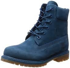 womens timberland boots sale usa timberland s 6 inch premium boot blue ink nubuck mono 6 m