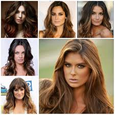 long hairstyles and color ideas hair color ideas this brown red
