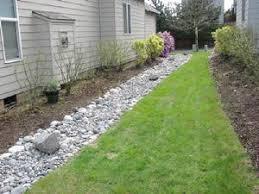 Water Drainage Problems In Backyard Drainage U0026 Water Control Bessette Lawn U0026 Landscaping Hamden Ct