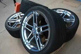 corvette c6 wheels for sale gm oem chrome c6 z06 zo6 corvette take wheels rims tires