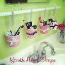 Hair And Makeup Storage Thinking Of Something Like This For When My Daughter Starts Using