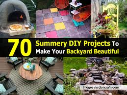 70 summery diy projects to make your backyard beautiful