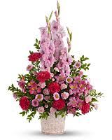 funeral flower etiquette bouquet