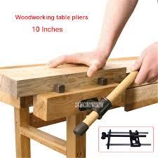 Catok Kayu shop 10 inches meja kerja meja catok bangku tinggi tang tang