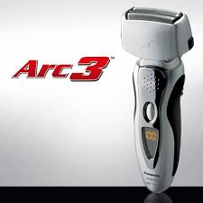 electric shaver is better than a razor for in grown hair an honest review of the panasonic es8103s arc3 electric shaver