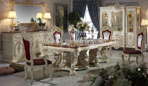 Baroque Style Living Room Sofa SetWood Carving Living Room - Whole living room sets
