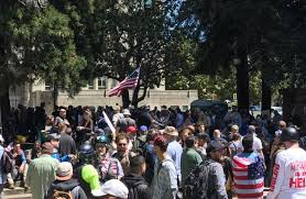 two arrested at berkeley protest by j lamb april 27 2017