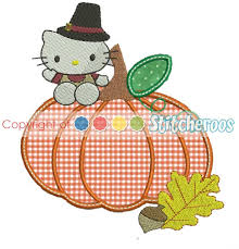 thanksgiving stitcheroos designs