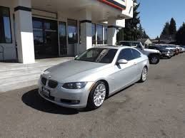 2007 bmw 328i silver bmw 3 series 328i coupe in washington for sale used cars on