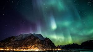 norway summer wallpapers summer northern lights hqfx pic