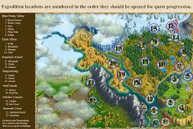 World Map Game Expeditions Klondike The Lost Expedition Wiki Fandom Powered