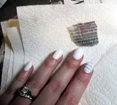 white on white nail polish from china glaze eyemasq