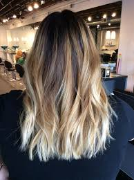 Dark Blonde To Light Blonde Ombre Best 25 Blonde With Dark Roots Ideas On Pinterest Blonde Hair