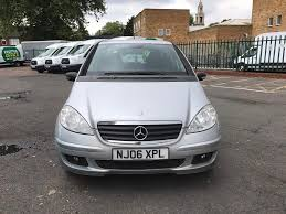 mercedes a150 classic 2006 manual with mot in camberwell london