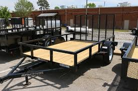 Landscape Trailer Basket by Utility Trailers Utility Trailers For Sale New And Used