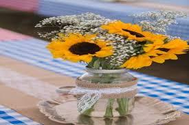 sunflower centerpieces best 25 sunflower centerpieces ideas on sunflower